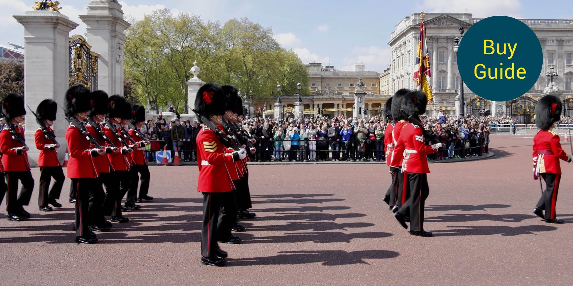 Ceremonial events in London - part of army history and tradition